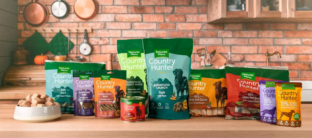 Healthy Pet Guide Dog food of the month