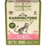 Harringtons Pet Food Salmon adult
