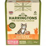 Harringtons Pet Food chicken kitten