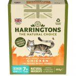 Harringtons Pet Food chicken senior