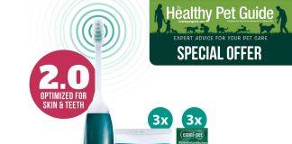 pet ultrasonic toothbrush