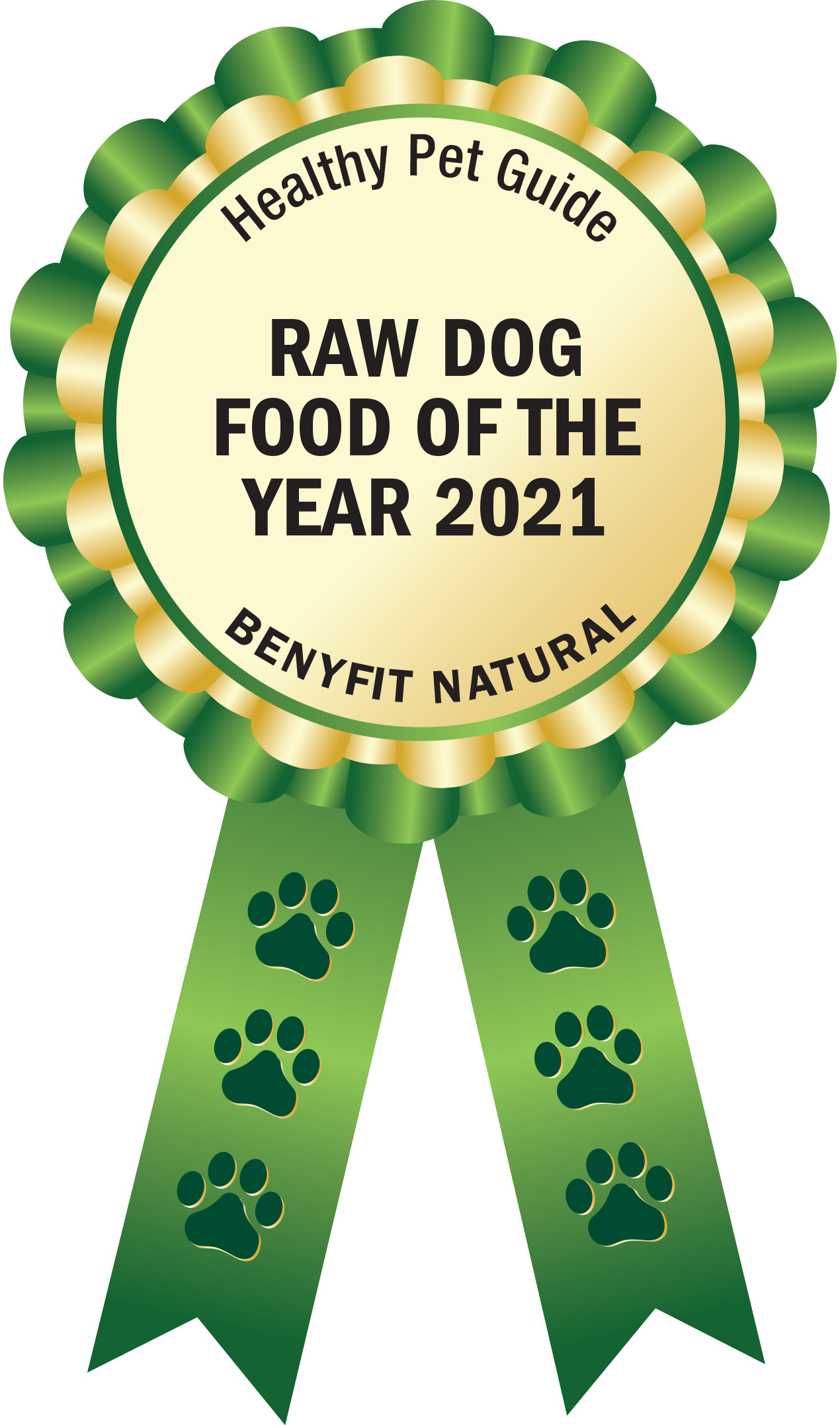 Rosette Benyfit Natural award