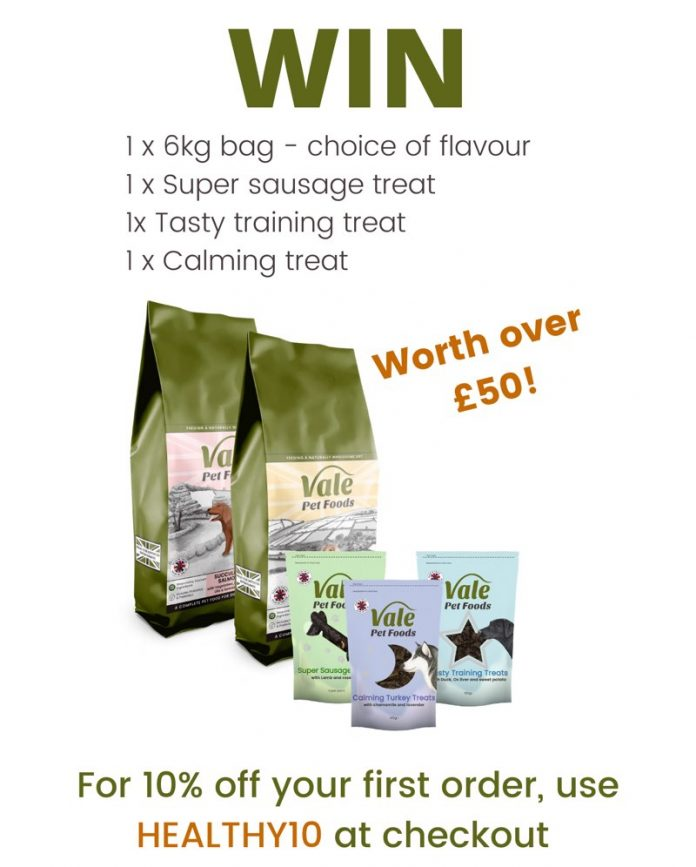 Vale Pet Foods Competition
