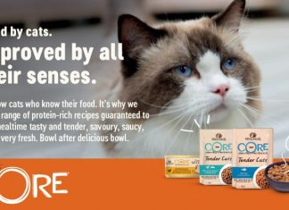 Wellness Core loved by cats