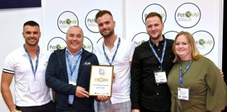 Just for Pets Crowned Best Pet Retailer